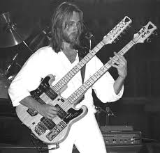 top 10 rock guitarists that use multi neck guitars seymour duncan 6 mike rutherford