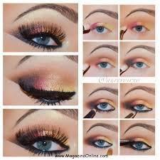 summer makeup tutorial for green eyes saubhaya