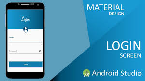 Android Material Design Login Form Xml Ui Design How To Create Beautiful Android Login Form Material Design In Android Studio