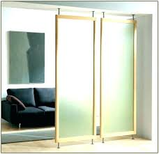 room partition ikea wall partitions wall dividers two panels of room partition with wood frame an room partition ikea