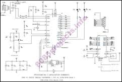 electronic circuits 8085 projects  blog archive usb mouse usb mouse circuit diagram