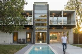 Precious cargo: Check out this luxurious shipping container home
