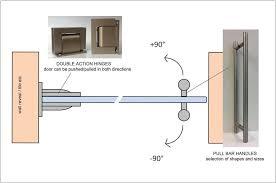 plan drawings for frameless glass door installations glass door glass doors