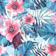 Flower Wall Paper Floral Wallpaper Removable And Reusable Wallpaper Shop Now