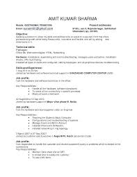 Sample Office Resume Front Office Executives Resume Sample Office ...