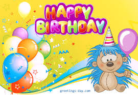 free childrens birthday cards free happy birthday cards for kids