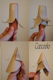 DIY Christmas Decorations  Recycled Toilet Paper Roll Craft Christmas Crafts Made With Toilet Paper Rolls