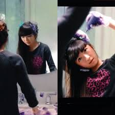 """Violet Smith on Twitter: """"Saw my fav teen actress in a #ScrubbingBubbles  commercial! 💗 you @mishahuang! Killing it! Keep it up beautiful!  https://t.co/CM1U4QLPdv"""""""