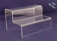 Acrylic Tiered Display Stands Acrylic Display Stand eBay 63