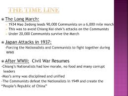 ... What Year Did The Civil War In China Resume by Ppt Do Now January 11  2010 ...