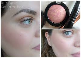 you can also layer and bine the blushes for instance warm up the skin with alluring rose and add a pop of pink to the apples