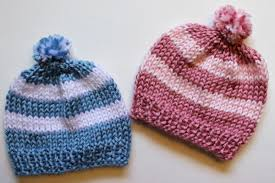 Free Knitting Patterns For Baby Hats Enchanting Knitting Newborn Hats For Hospitals The Make Your Own Zone