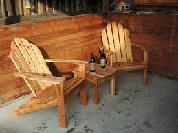adirondack chair table plans. side table: diy wood outdoor table lil bear adirondack chairs and petrified chair plans