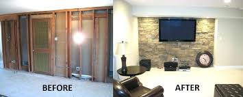 basement remodels before and after. Contemporary And Basement Renovation Before And After Ideas  Small Remodel   Throughout Basement Remodels Before And After