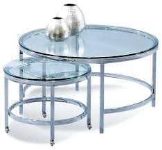round nesting coffee table coffee table fascinating modern and silver world market with mirror round cocktail