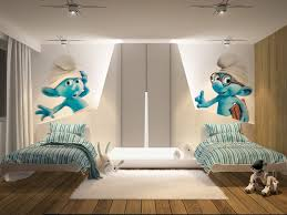 Modern Kids Bedroom Design Kids Bedroom Images With Ultra Modern Twin Master Bed And Twin