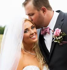 published wedding on borrowedandblue coastal glam