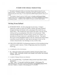 cover letter literary analysis essay format literary analysis cover letter analysis essay format critical analysis exampleliterary analysis essay format large size