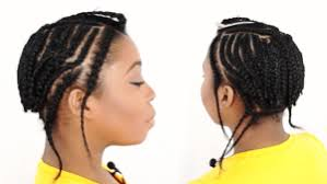 Sew In Braid Pattern Enchanting Braid Pattern Middle Part SewIn FOR BEGINNERS Tutorial Part 48 Of 48