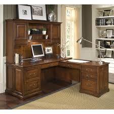 Cherry File Cabinet Riverside Cantata Credenza And Hutch Computer Desk Desks At