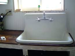 old antique kitchen sinks fashioned ceramic sink cabinet white