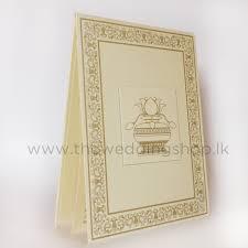 sri lankan wedding invitation (invitation only) Wedding Cards Online Sri Lanka traditional sri lankan wedding invitation (invitation only) wedding cards sri lanka
