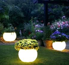 garden lights amazon. Solar Yard Lights Outdoor Lighting String Amazon Garden M