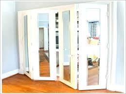 three door sliding closet 8 ft closet door small closet doors small accordion door hanging 8