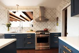 Modern Wallpaper For Kitchen Kitchen Color Ideas Freshome