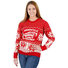 National Lampoon Griswold Family Christmas Sweater