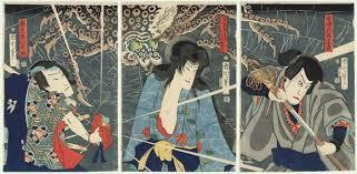Image result for Ancient Japanese spider globlins