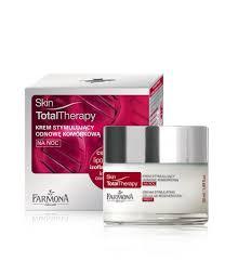 Skin Total Therapy 45+ <b>Крем ночной</b>, <b>стимулирующий</b> ...