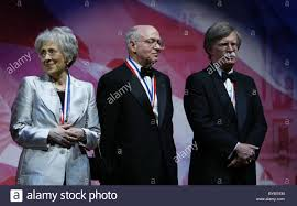 Abigail Thernstrom, Martin Feldstein and John Bolton II are honored Stock  Photo - Alamy
