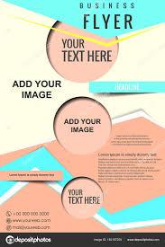 Stylish Presentation Business Poster Magazine Cover Design Layout