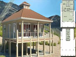 Small Beach House Plans On Pilings Alluring Sample Design Ideas High  Definition Wallpaper Photographs