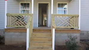 custom front porch railing ideas perfect front porch railing