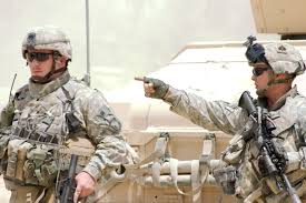 Pay Scale For A Command Sergeant Major Chron Com