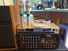 Bộ mic K Dây & Dàn Karaoke 4 Loa JBL -Bose 301-aly - 82883812