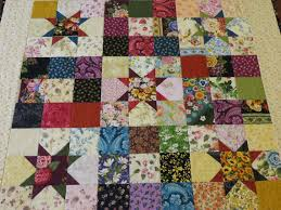 Quick and Easy Quilt Pattern for Pre cut 5 inch squares, Floral ... & Quick and Easy Quilt Pattern for Pre cut 5 inch squares, Floral vintage  inspired star quilt pattern, PDF pattern, Instant download from  FabricCreationsFran ... Adamdwight.com