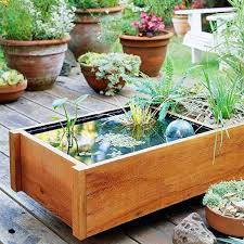 diy patio pond:  wonderful outdoor diy water features that will beautify your backyard homesthetics water decor