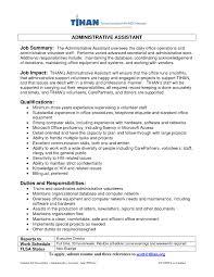 Resume Summary Statement Example Resume Summary Examples Resume