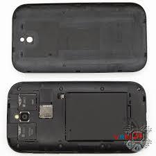 disassemble HTC Desire SV instruction ...