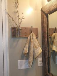 hand towel hanger. Interesting Hanger Wooden Hand Towel Holder By RusticReclaimer On Etsy 2500 Inside Hanger R