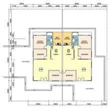 Image Result For House Plans For 2 Bedroom Semi Detached Cottages