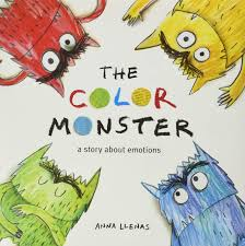 Plus more great kindergarten, preschool, primary and nursery english games by the magic crayons. The Color Monster A Story About Emotions Llenas Anna 9780316450010 Amazon Com Books