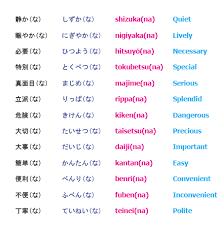 short form negative japanese japanese grammar japanese adjectives punipunijapan