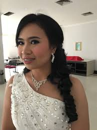 add to board make up hair do pre wedding by ny calista makeup artist 004