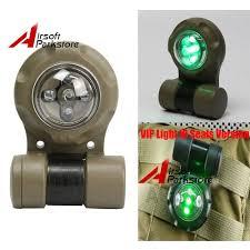 Military Strobe Light Vip Ir Led Safety Signal Light Outdoor Belt Clip Strobe Light Navy Seal Light
