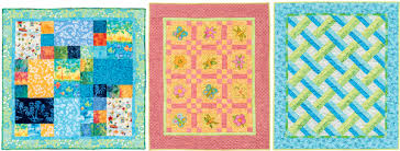A simple baby-quilt pattern—free! - Stitch This! The Martingale Blog & Quilts from the Big Book of Baby Quilts Adamdwight.com