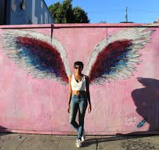 img 2339 on angel wings wall art los angeles address with 5 insta worthy walls on melrose ave in los angeles